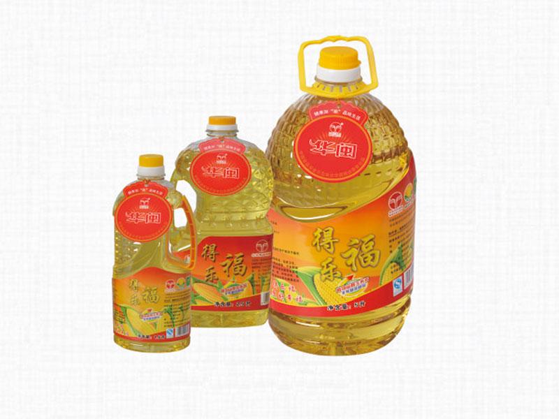 植物甾醇玉米油(净含量1.5L、2.5L、5L)